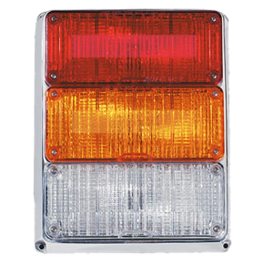 7 x 3 Stop/Turn/Tail Lights