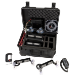 Portable Self Contained Light and Siren Kit 1