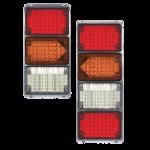 4 x 6 LED Triple & Quad Stack