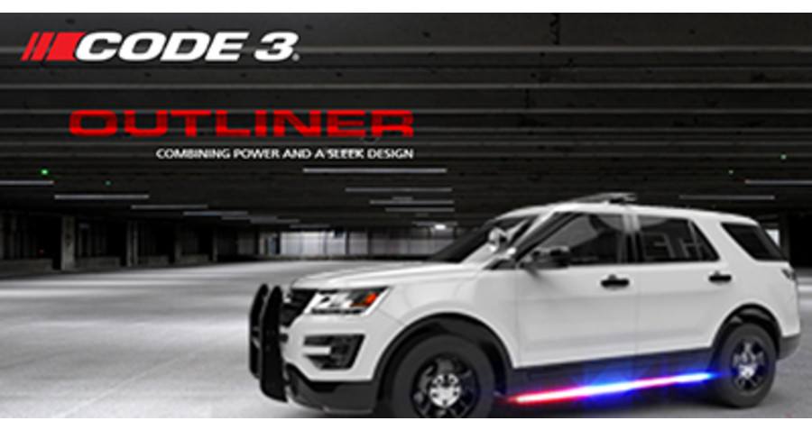 Code 3® Announces New Multifunctional Outliner™ Perimeter Bar