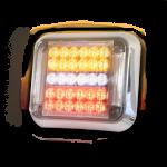 7x9 Stop-Turn-Tail-Reverse