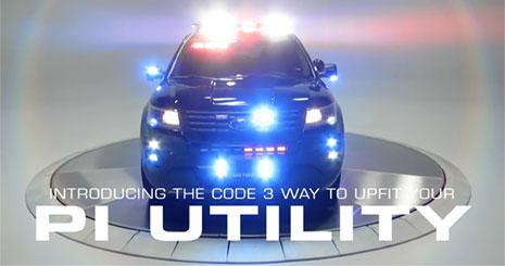 Code 3 Police Interceptor
