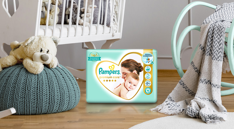 Pampers Premium Care Protection