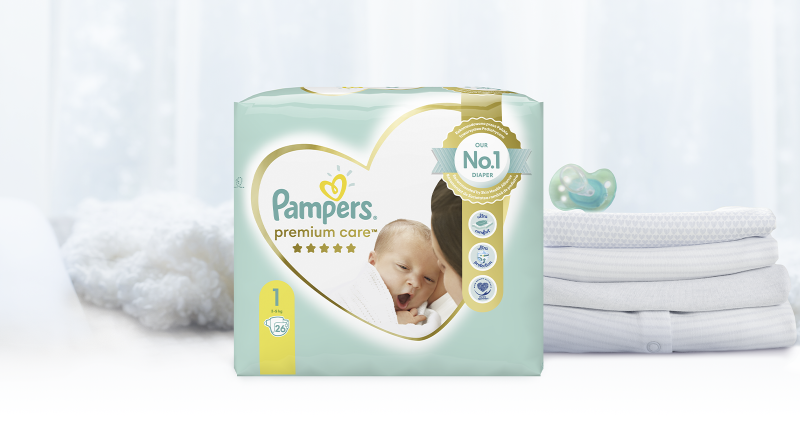 Pampers® Premium Care™