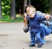 Παιδάκι στο πάρκο