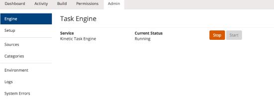 admin engine
