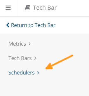 TechBar Settings Menu1