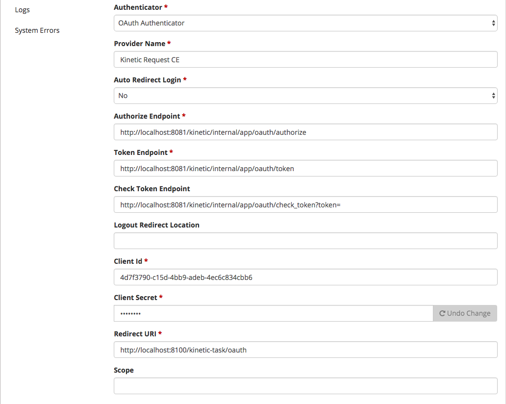 oauth-authenticator-configured