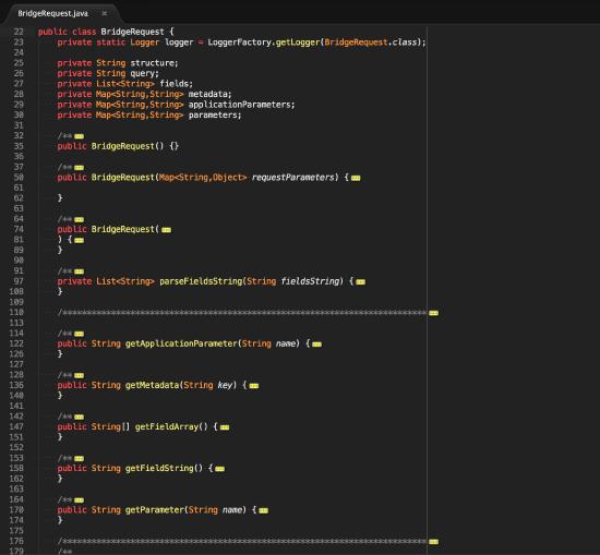 bridge-request-code-snippet