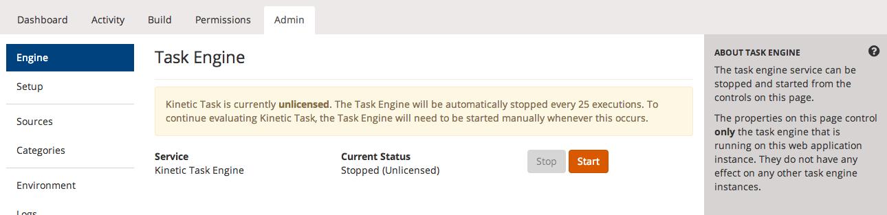 task engine