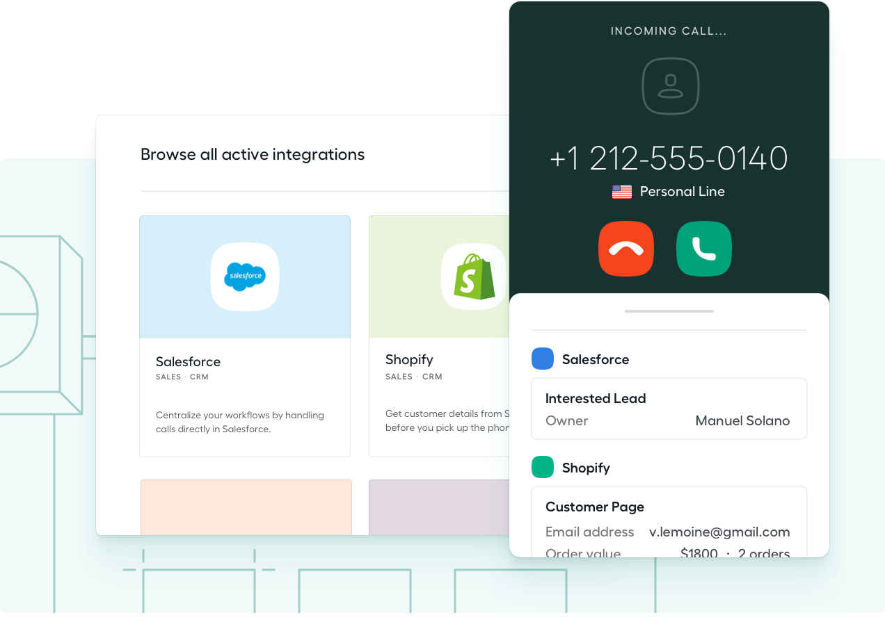 Cloud Call Center Software & Business Phone System | Aircall