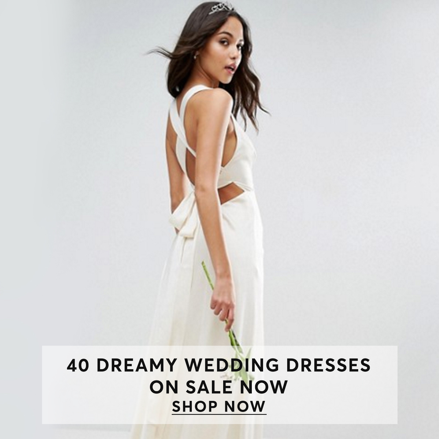 WEDDING DRESSES SALE