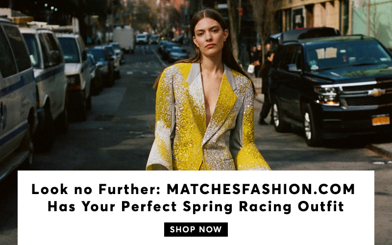 matches spring racing header