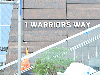 4 new Warriors Way