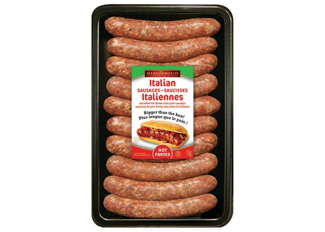 Hot Italian Pork Value Pack (fresh)