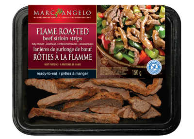 Beef Strips Packaging