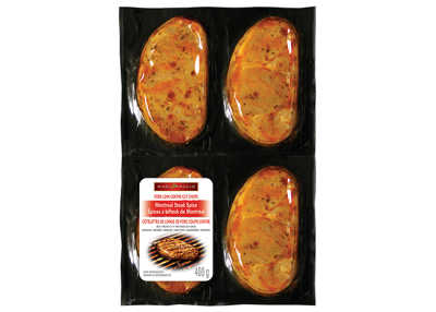 MA Pork Chops Montreal Steak Spice Pkg
