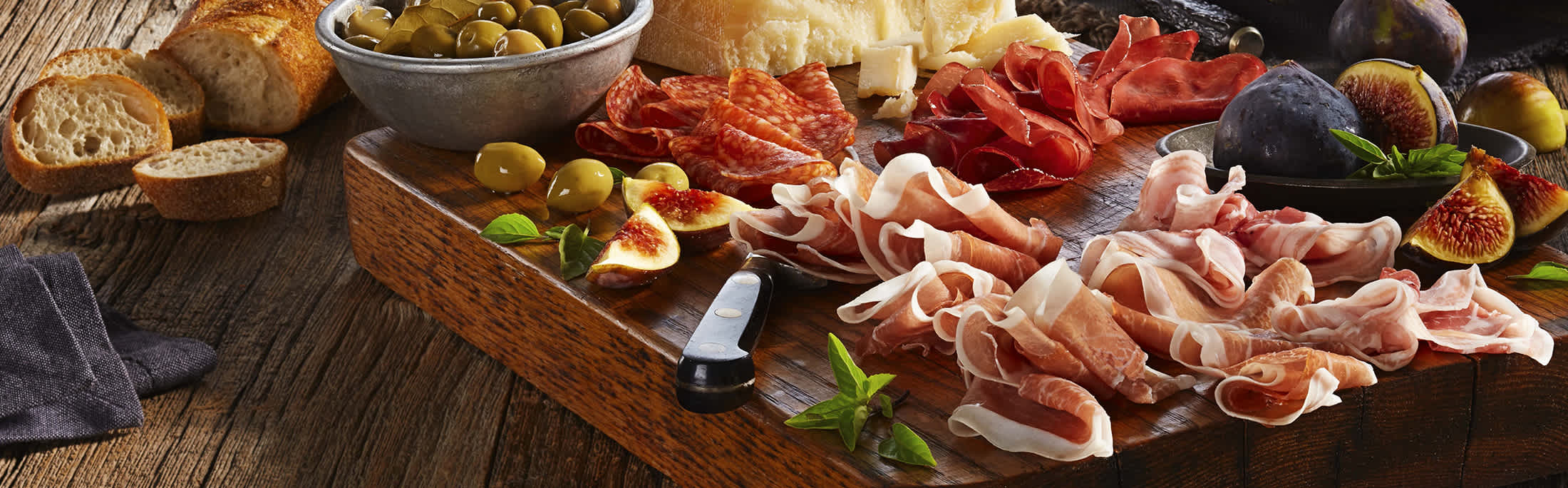 charcuterie board header image