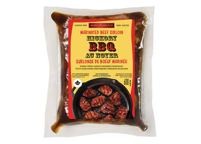 Hickory BBQ Steak Tips Packaging
