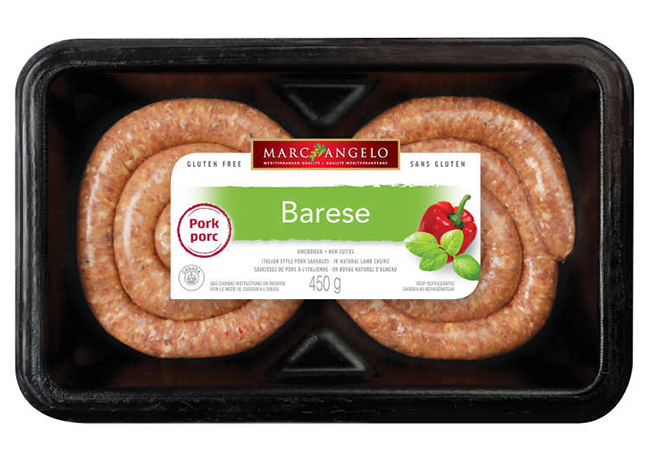 Barese Sausage Package