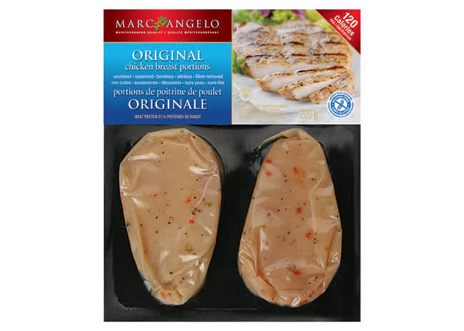 Original Chicken Breast Butterflied Package