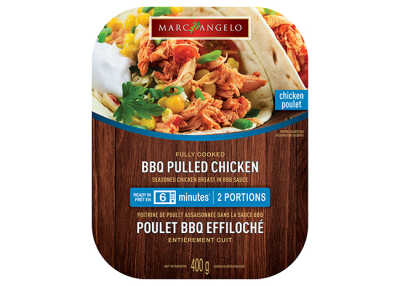 Heat&Eat BBQ Pulled Chicken Pkg