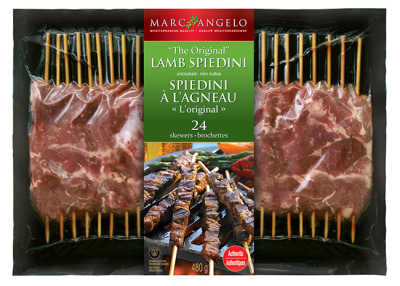 Lamb Spiedini Pkg 24