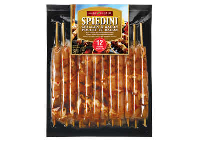 chicken & bacon spiedini pkg 12