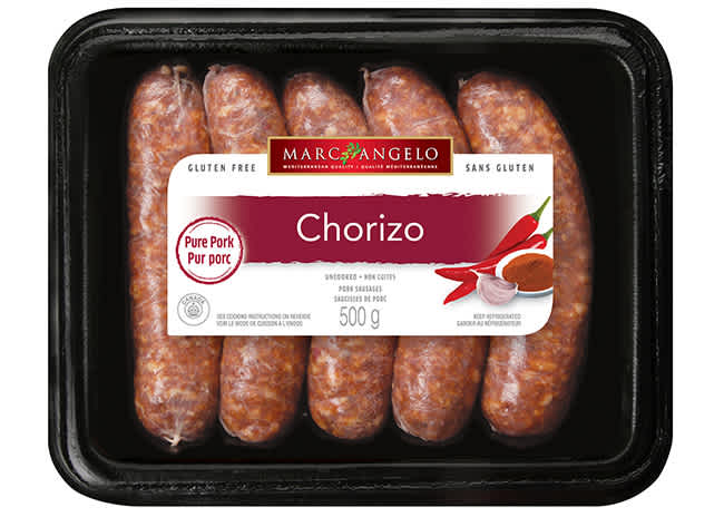 Sausages Chorizo Packaging