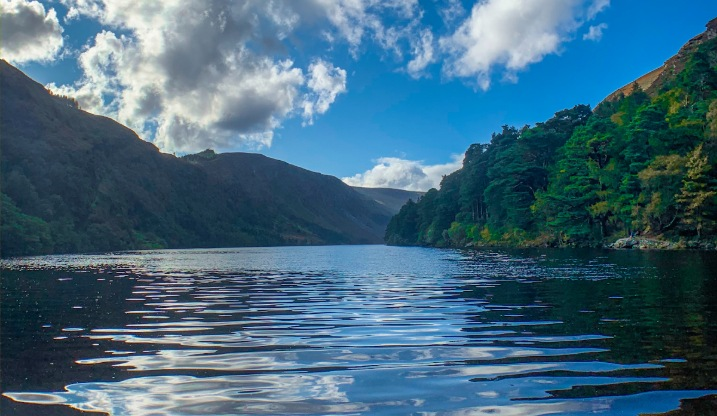 Glendalough proposal location