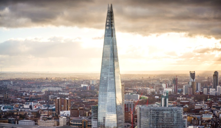The Shard proposal location