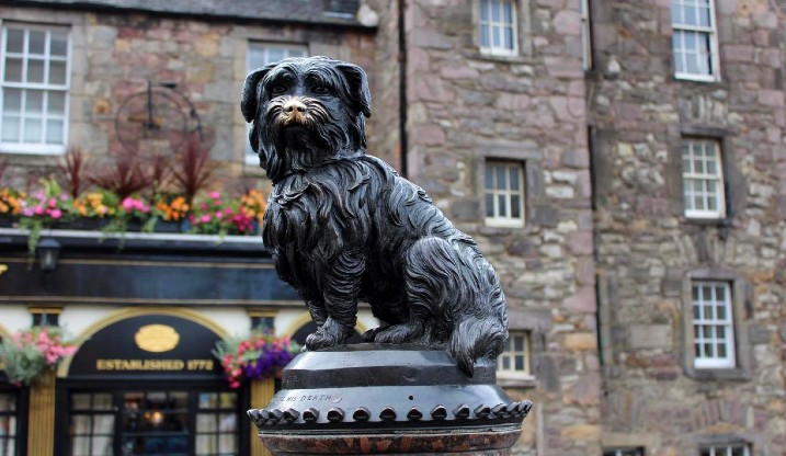 Edinburgh Greyfriars Bobby Bar stag do pub crawl and nightlife