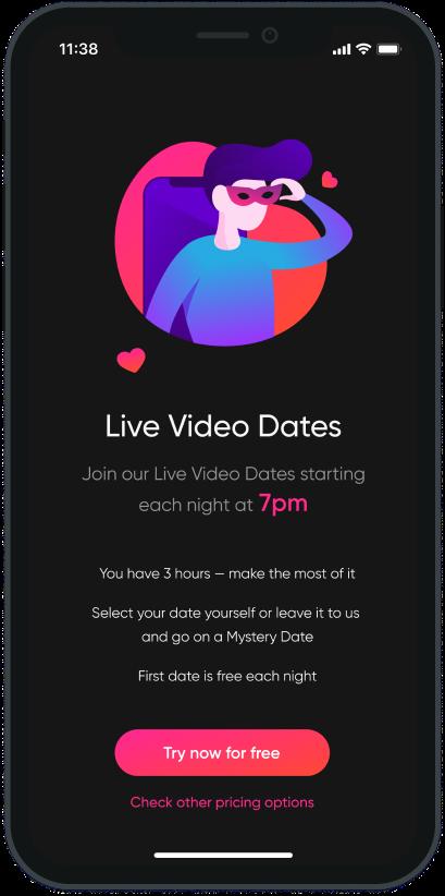 Live Video  Dates