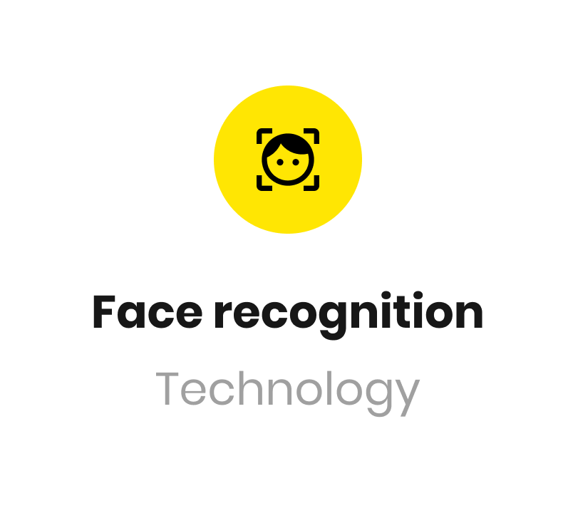 Face segmentation