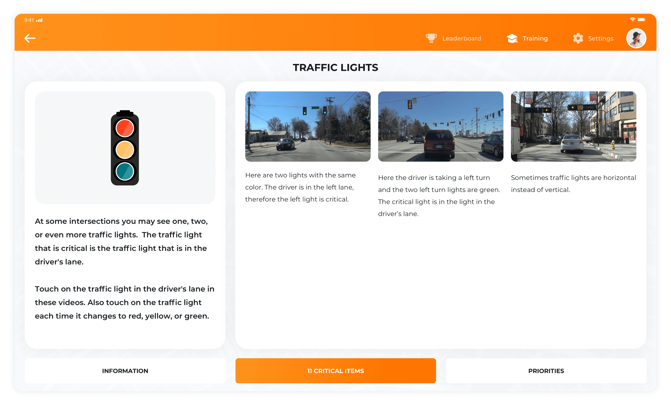 educational app design