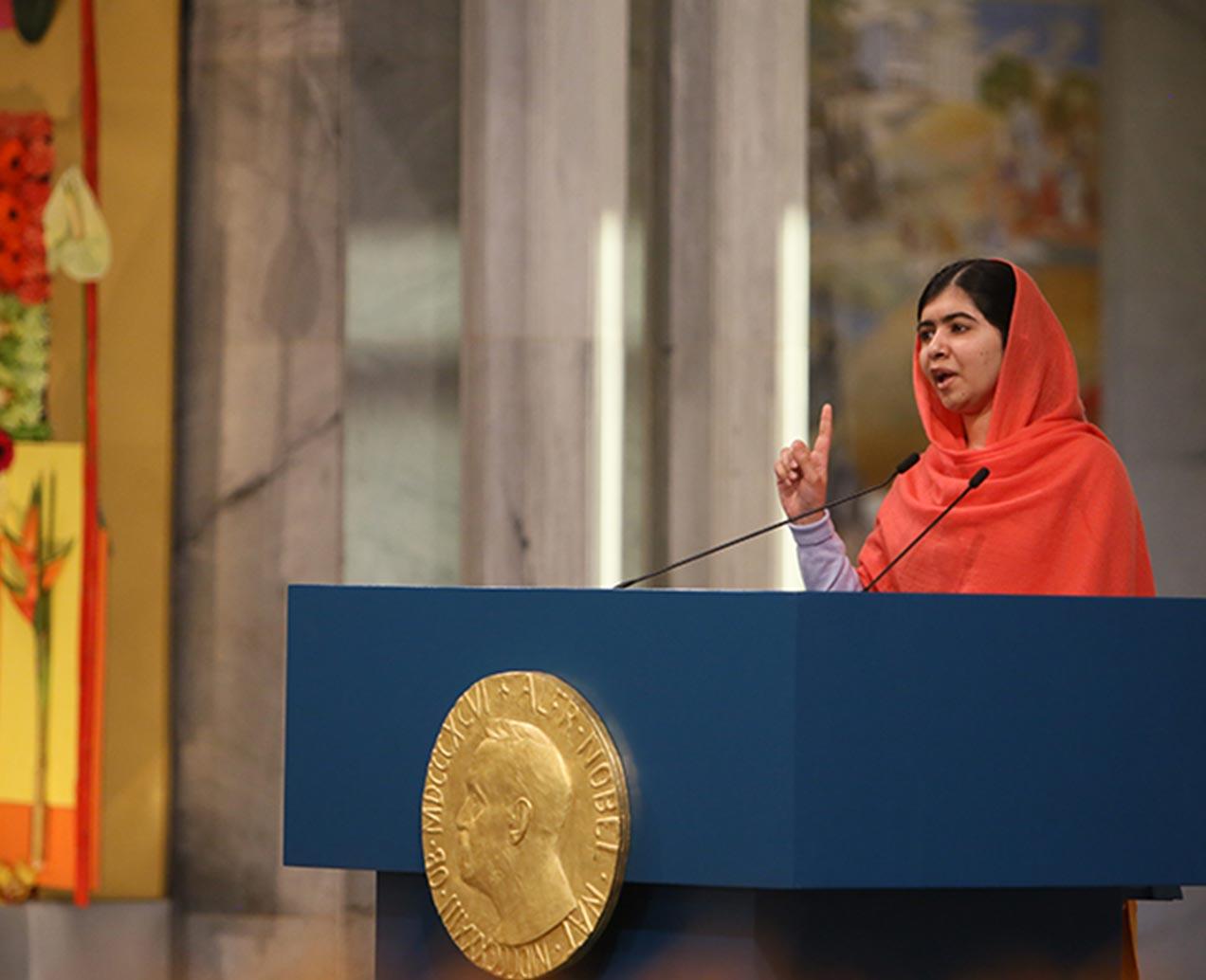 Malala's story   Malala Fund