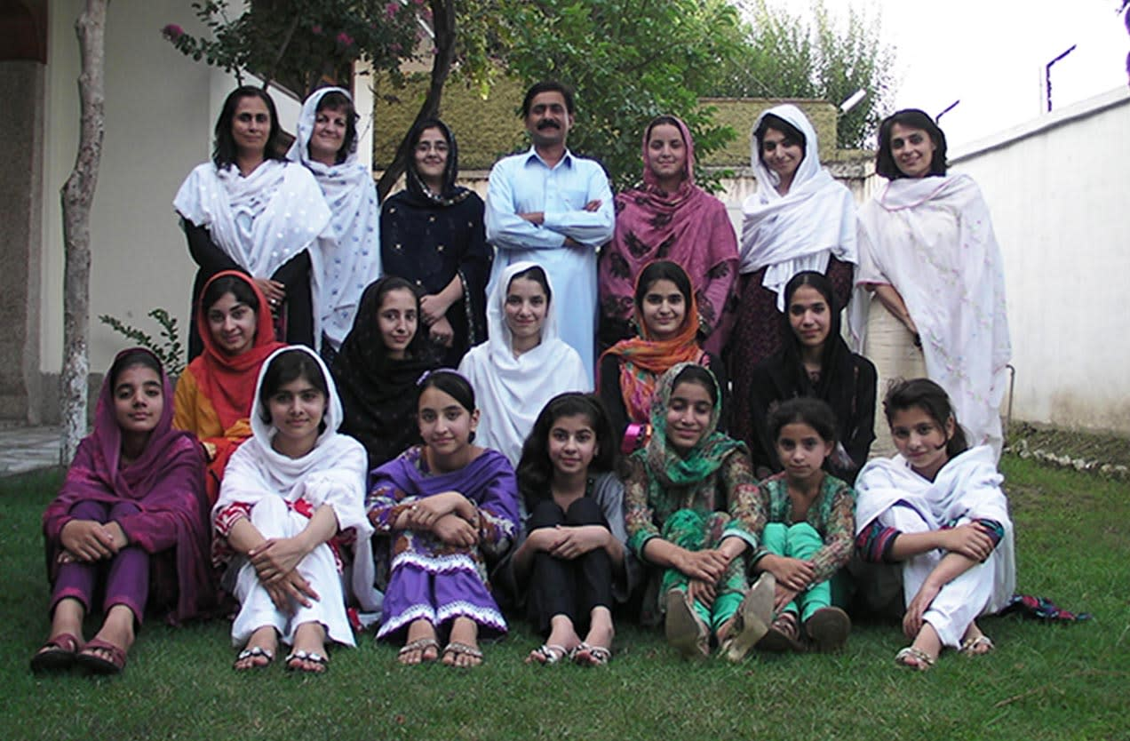 Malala's story | Malala Fund