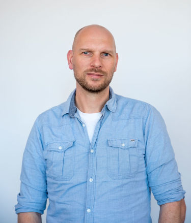 Gert van Vliet is managing director bij Touchtribe