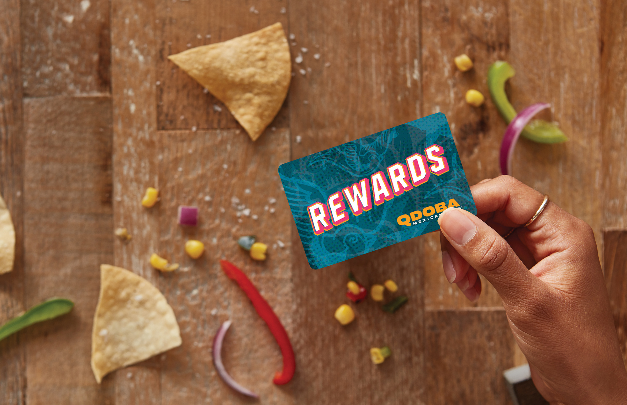 Qdoba rewards lets you earn points for every dollar spent at QDOBA. Redeem your points to unlock free food rewards!