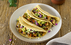 Street Style Chicken Tacos