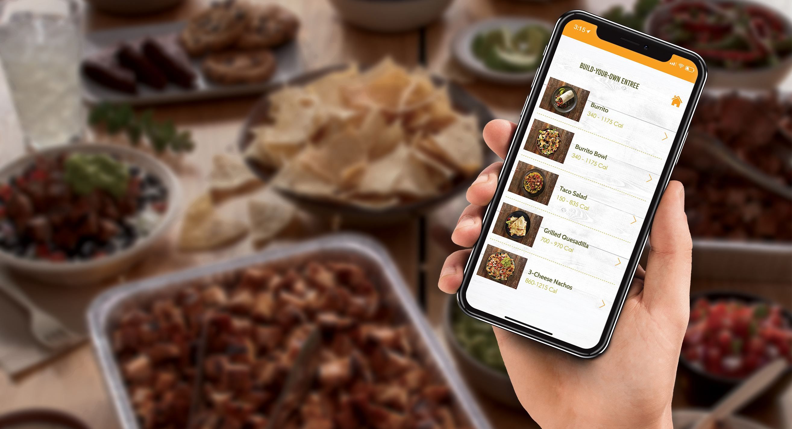 Qdoba rewards lets you earn points on in-store and catering orders! It's free to join, so sign up today to start earning your way to flavorful rewards.