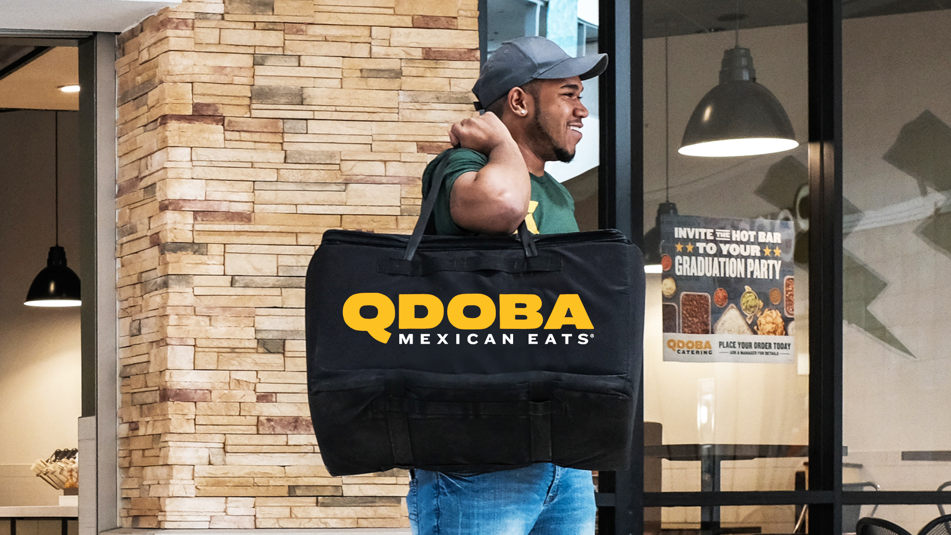 Let qdoba bring the flavor to your next gathering