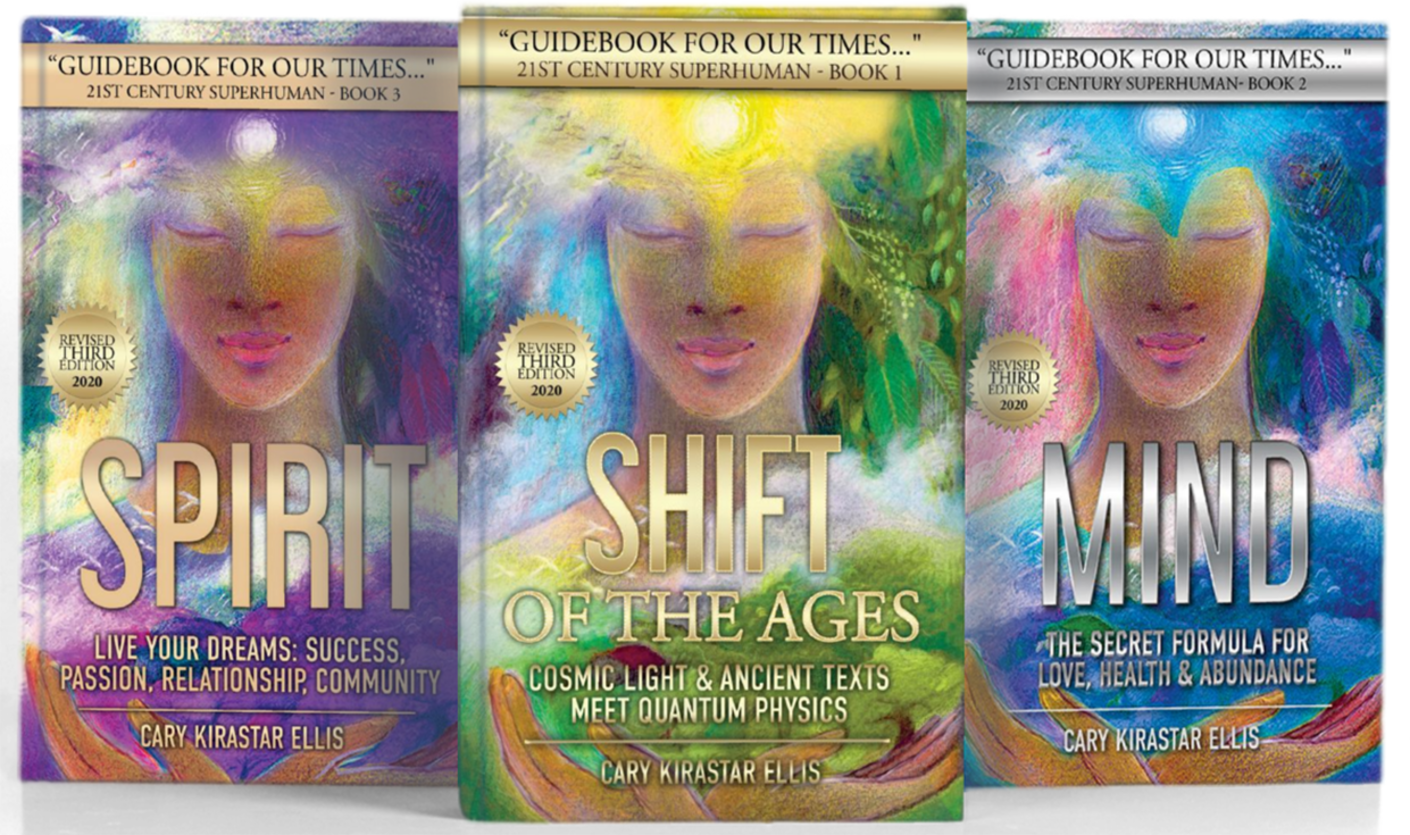 Book cover The series