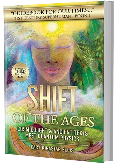 Book cover Shift of the Ages