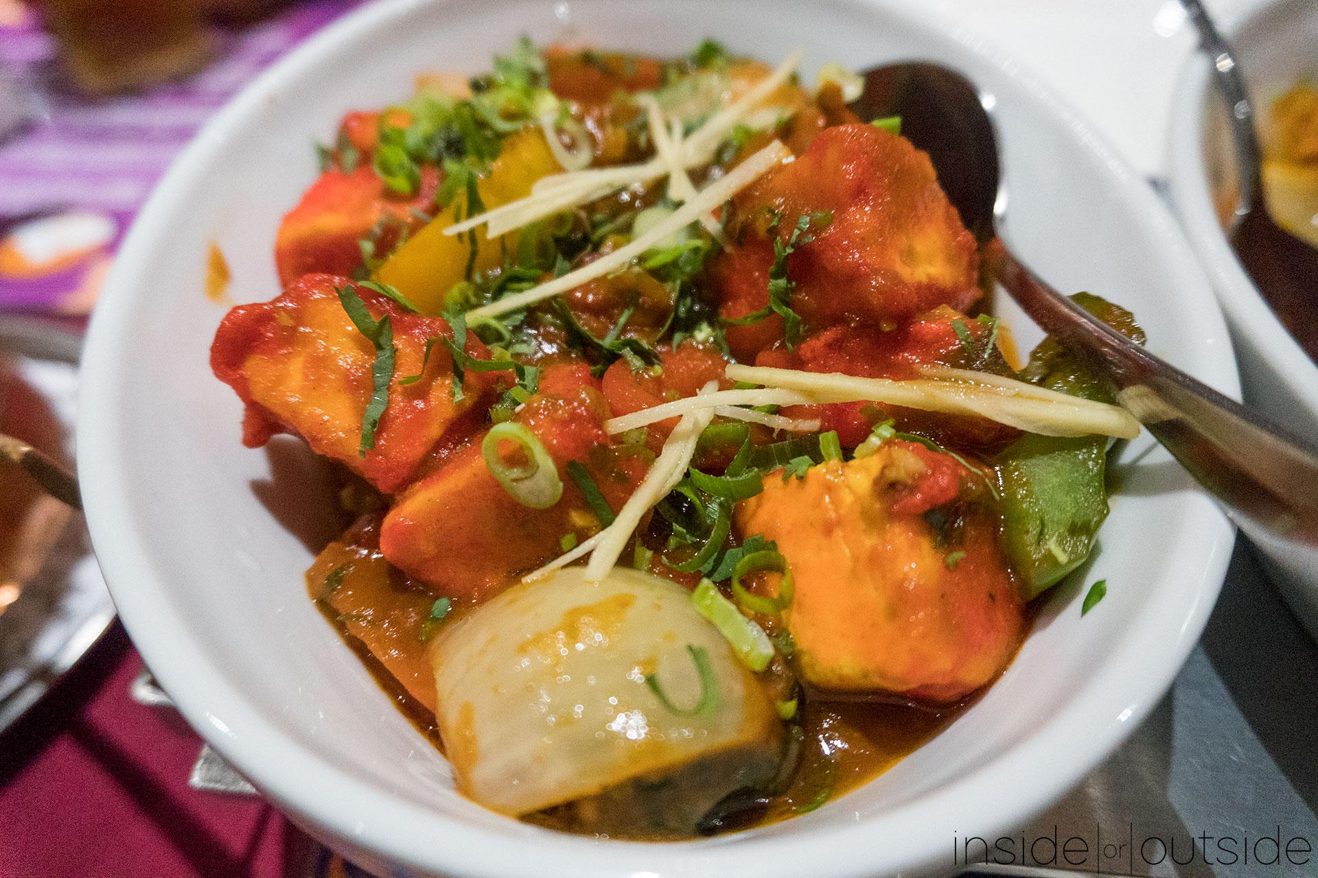 Pokhara ChiliPaneer