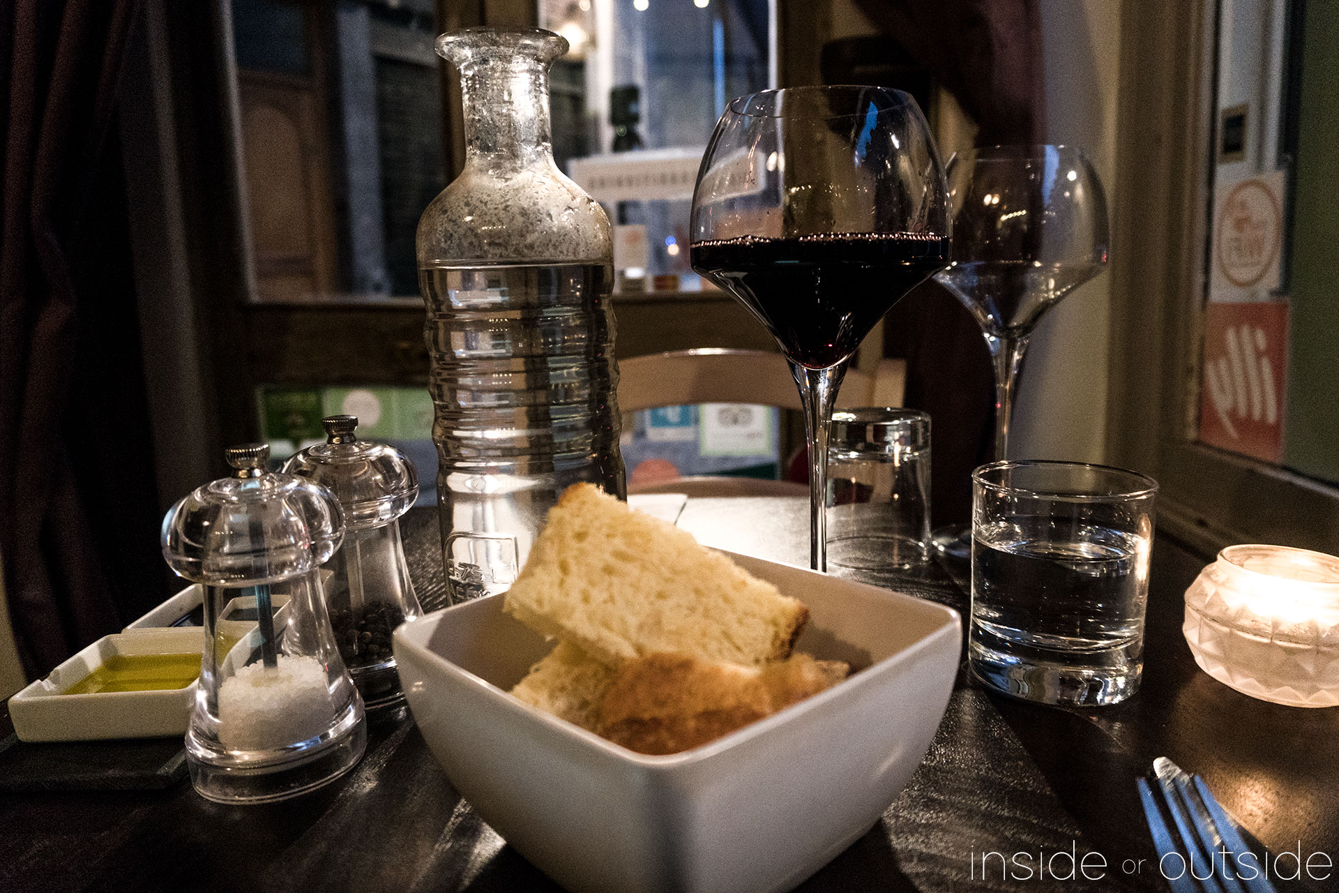 WinehouseOsteria WineBread