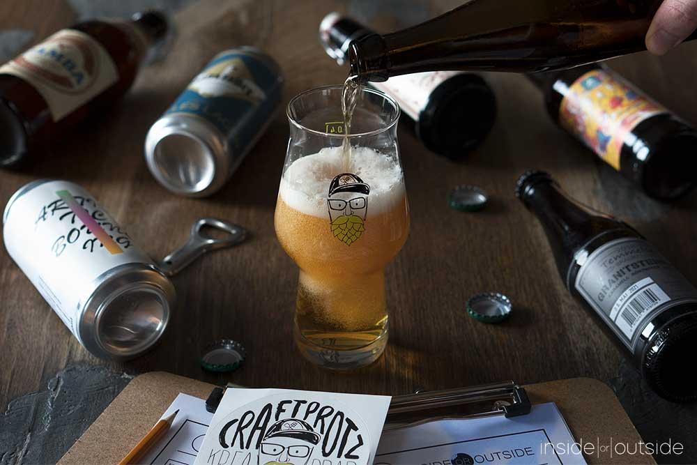Craftprotz Beer Tasting