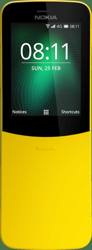 Nokia 8110 4G user guide | Nokia phones