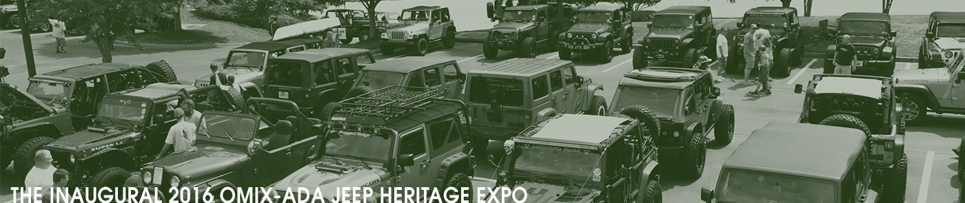stewardship 2016 omix-ada jeep heritage expo banner
