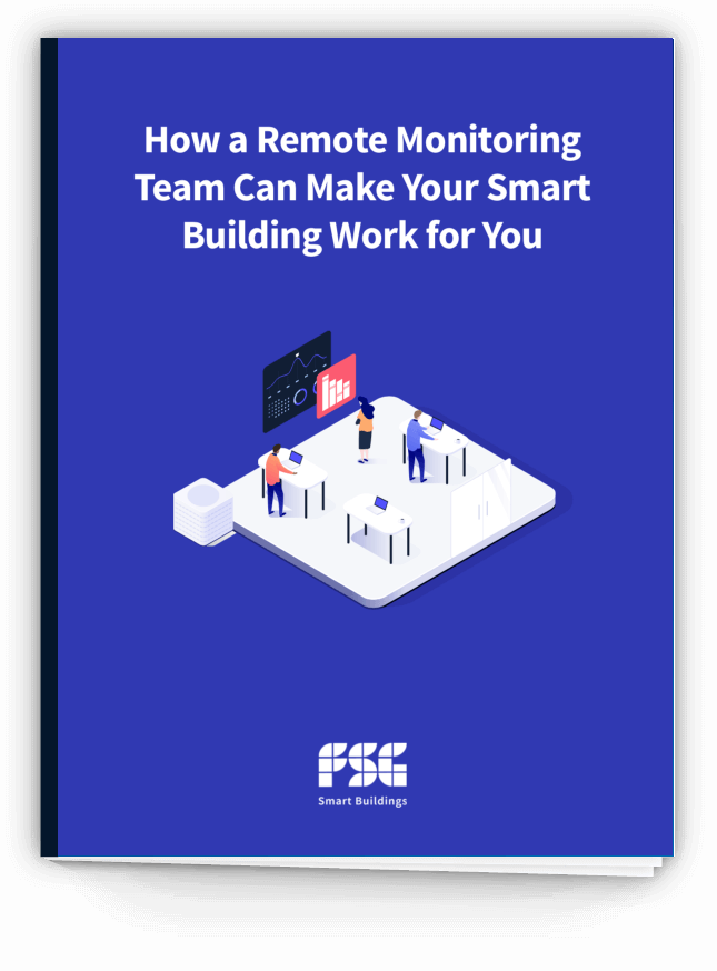 Guide: How a Remote Monitoring Team Can Make Your Smart Building Work for You